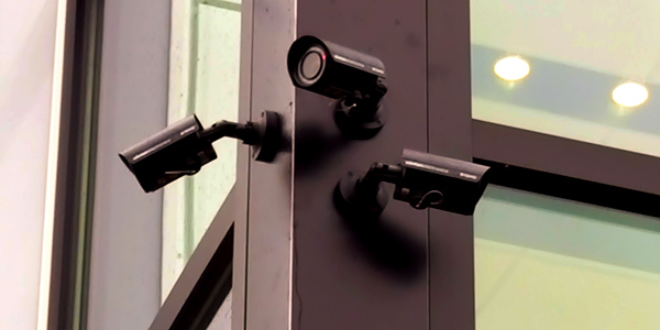 Business Surveillance Camera Systems Ohio Design