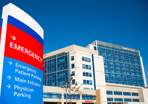 Hospital 500 Security Systems Business Industry
